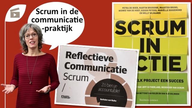 Afbeelding blog Scrum in de communicatiepraktijk