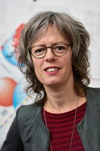 Portret Christel Berkhout actief