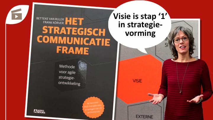 Afbeelding vlog Visie en strategievorming