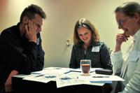 deelnemers workshop 'Mijn MVO Verhaal' Joure