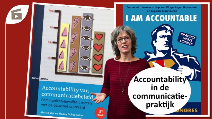 Afbeelding vlog Accountability in communicatie