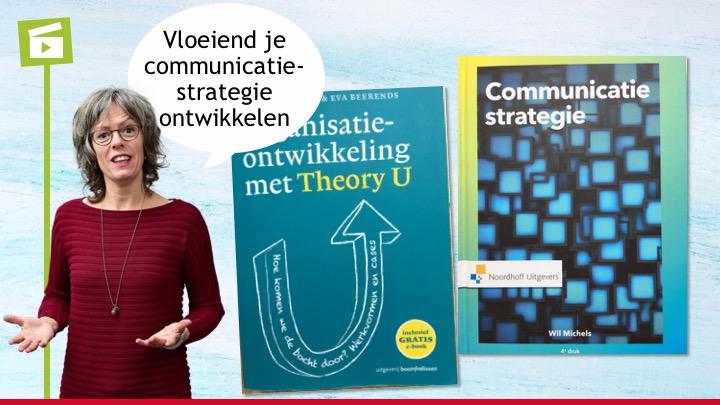 vlog communicatiestrategie ontwikkelen