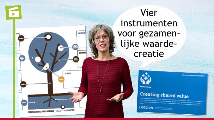 Vier instrumenten voor gezamenlijke waardecreatie