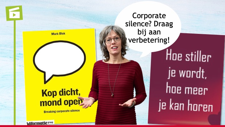 Blog Corporate Silence